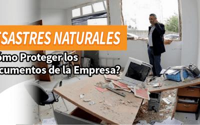 Cómo Proteger Documentos Importantes De Desastres Naturales